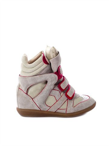 Isabel Marant footwear wila women sneakers - LuxuryProductsOnline