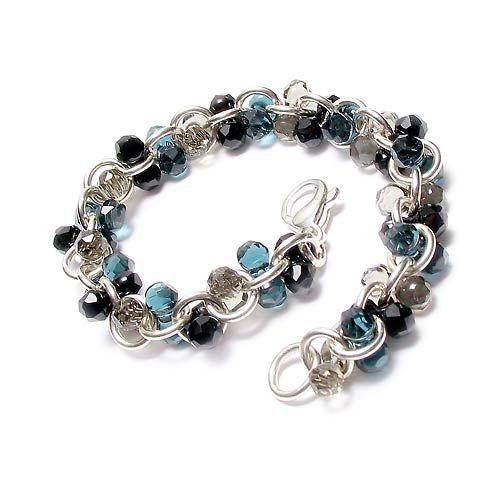 Cascade Bracelet | Lisa Ridout Exclusive Jewellery