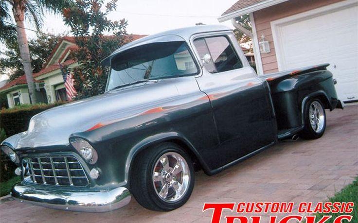 1955 chevy truck | 1955 1972 Chevy Trucks 1955 Chevy Truck