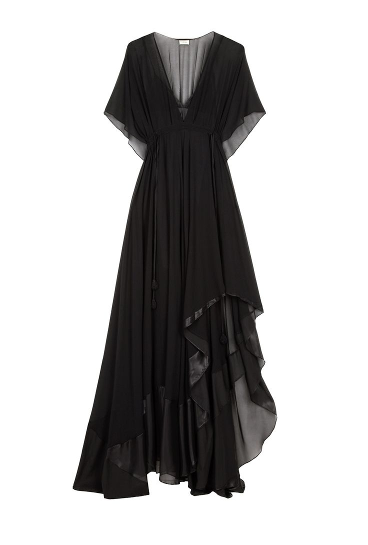 By Malene Birger Black Comitma Maxi Dress.....surely there is a cheaper way to make/find this. LOVE LOVE