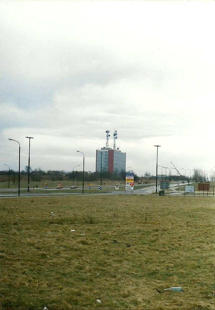 Czechów, ul. Chodźki, Związkowa ok. 1995 r. źródło; Kristoff1177