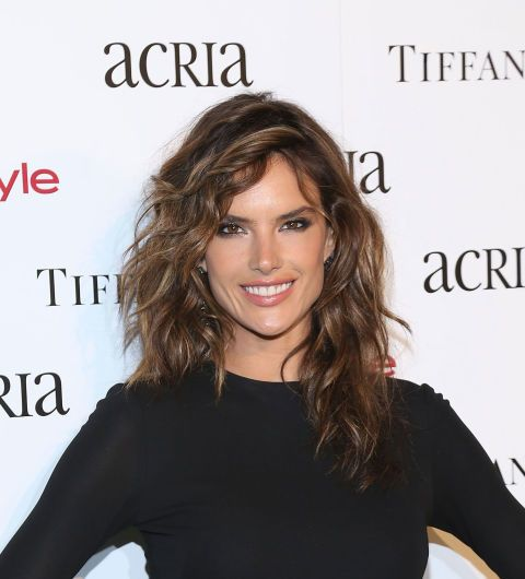 How to get Alessandra Ambrosio's light cool brown.