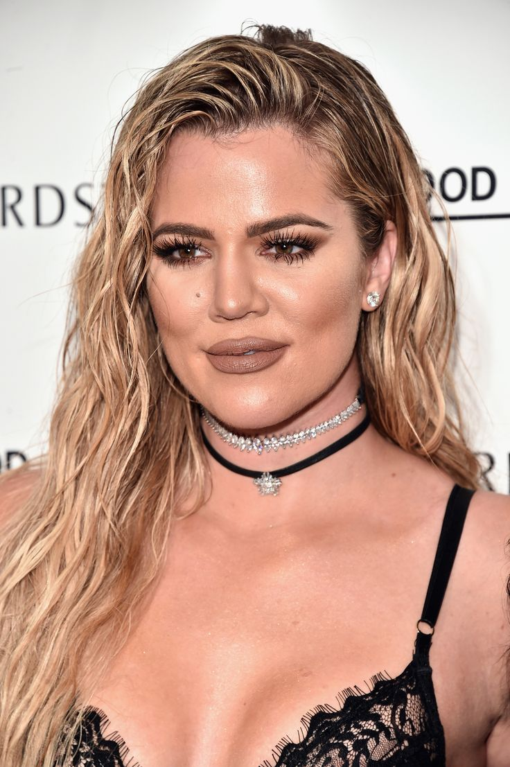 Cortes de cabelo 2018 - Khloe Kardashian
