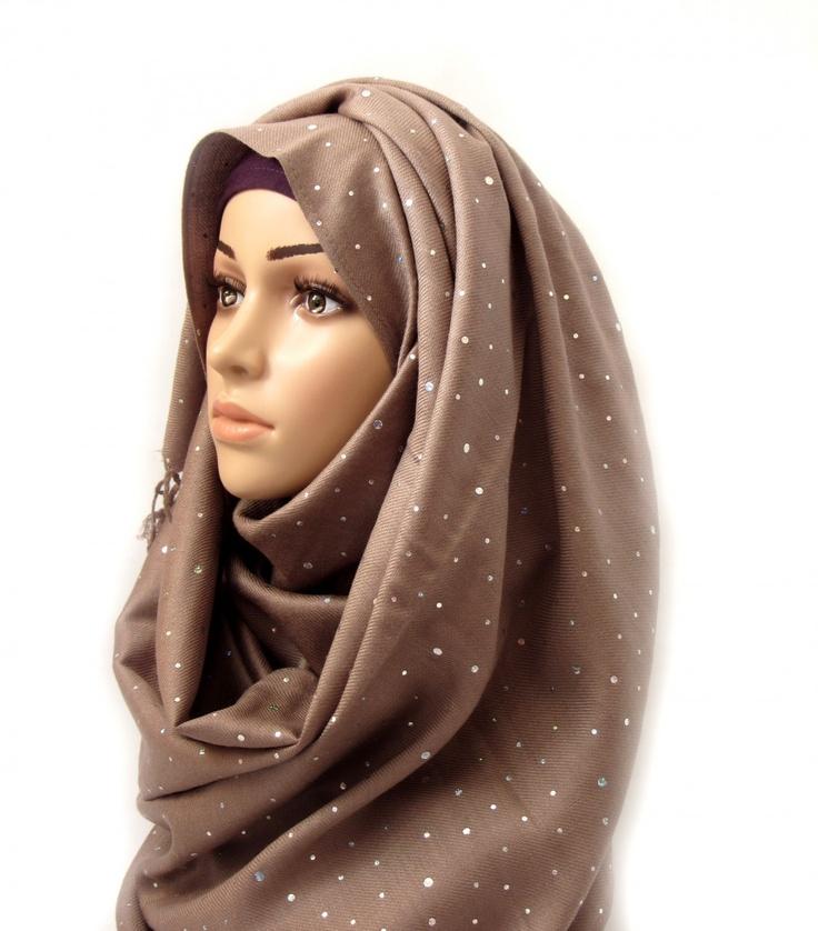 Ridaaz - Camel Snow Diamond, $24.99 (http://www.ridaaz.co.nz/scarf-hijab/camel-snow-diamond/)