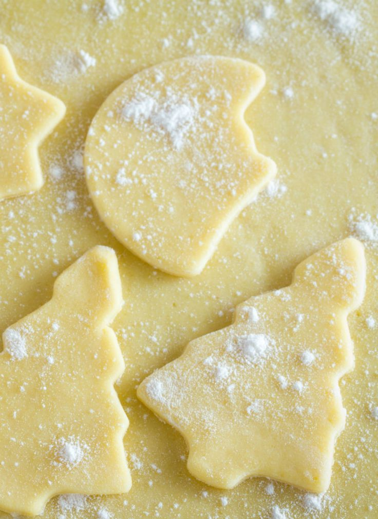 It Doesn't Get Better Than These Classic Sugar Cookies For The Holidays!
