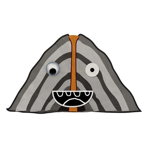Volcano. Volatile #graphics
