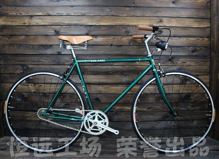 包邮/复古自行车/荷兰款通勤自行车/英伦轻便老式公路车/男女单车-淘宝网