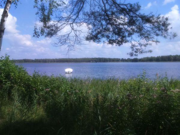 Nad Piasecznem, A. Leszczyński #lake #photo #Poland #photography