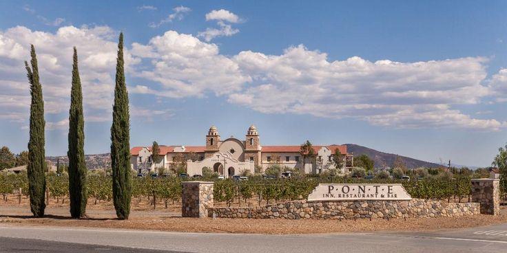 Top 25 Hotels in the United States - TripAdvisor Travelers' Choice Awards.# 6 Ponte Vineyard Inn Temecula, California