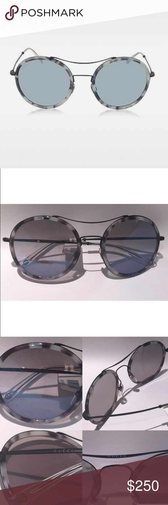 02ea958c6b33b Auth New Gucci GG 4252 N S Round Sunglasses 100% Authentic and brand