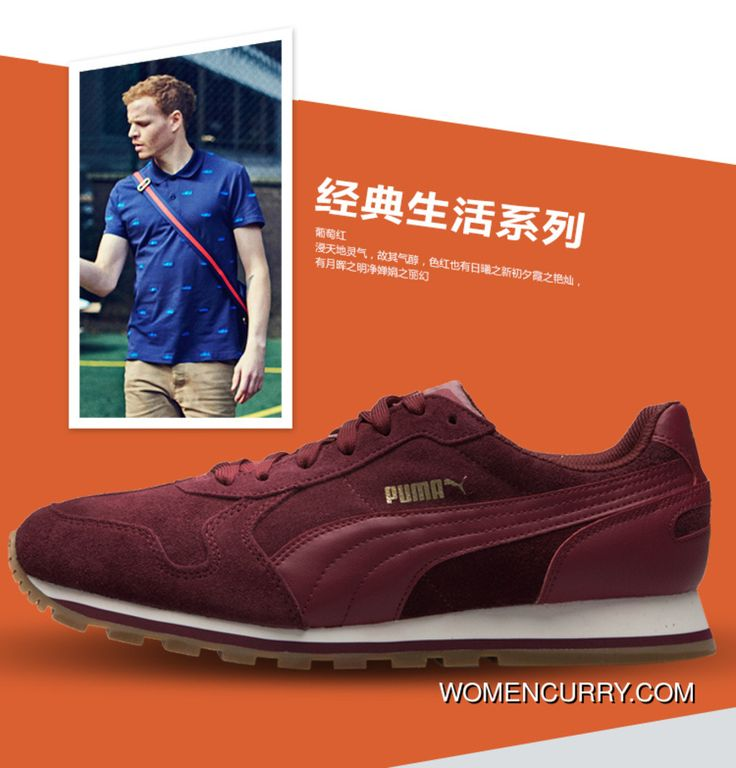 https://www.womencurry.com/2017-puma-st-runner-sd-35912805-jogging-shoes-burgundy-new-release.html 2017 PUMA ST RUNNER SD 359128-05 JOGGING SHOES BURGUNDY NEW RELEASE Only $88.36 , Free Shipping!