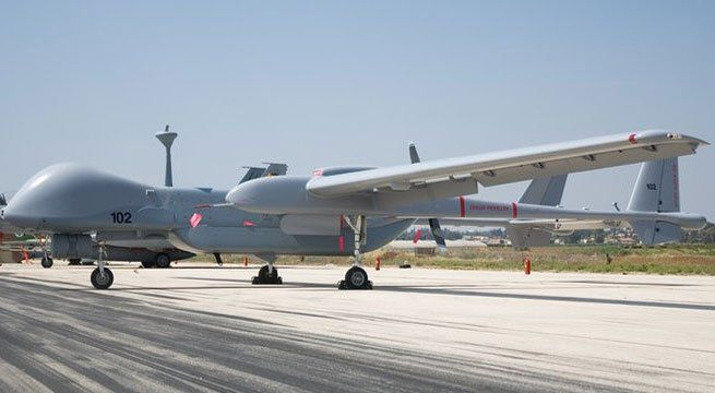 New Delhi: In a major boost to the armed forces, India is all set to get Heron TP armed drones from Israel soon. Heron TP will be the first missile-armed drones that allow the military to carry out cross-border strikes with less risk to personnel. In September 2015, the Indian government...