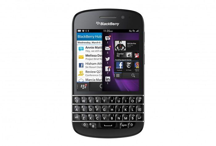 Kemampuan dan harga BlackBerry Q10 dengan Blackberry klasik