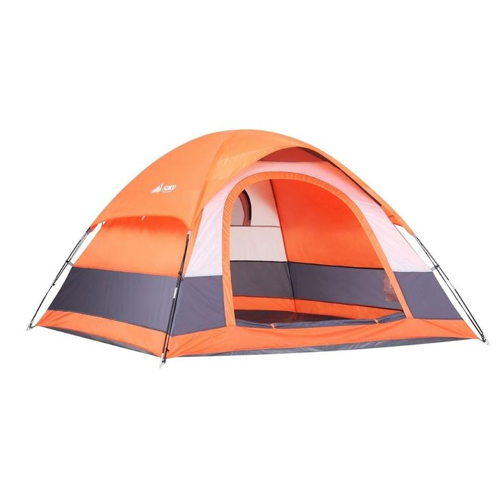 Outdoor Lightweight Tent Water Resistant for 2-3 Person 1 Door 3-Season Camping #LightweightTent #Dome