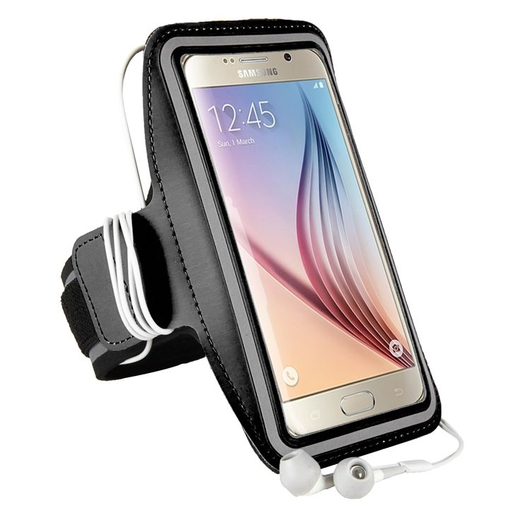 "Premium Workout Running Armband for ZTE Blade L2/ Imperial II/ Nubia 5/ Nubia 5S Mini/ Red Bull V5/ V987/ Warp Sync (Black). Soft Neoprene Design, will not stick when sweating. Transparent front windows allow full touch screen functionality. Velcro strap perfect for wrapping excess headphone cord around. Side slot to fit a key. Adjustable & Removable Velcro restraint strap is designed to accommodate most arm sizes. Compartment Size: 5.5 × 3.2 inch (Fit up to 5"" phone WITHOUT Case)…"