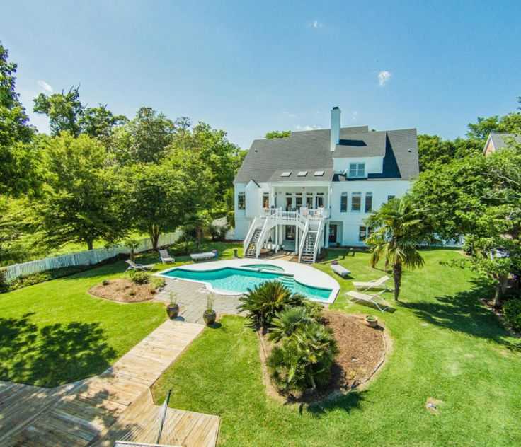 1332 Harbour Watch Ct Calabash, NC is located on the Intracoastal Waterway  with its own personal boat dock.