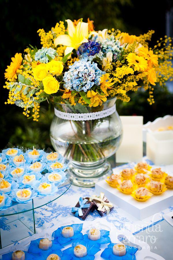 Blog Vida Nova Noiva: Paleta de Cores   Amarelo e Azul