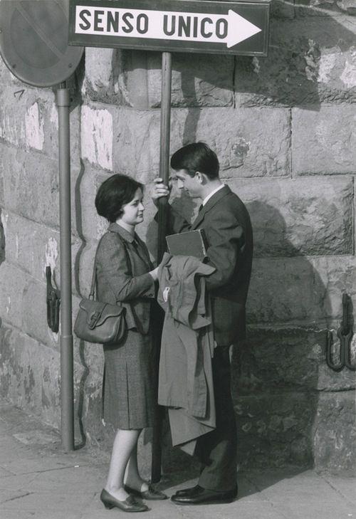 Florence, Italy, 1964 (Ronald Reis)