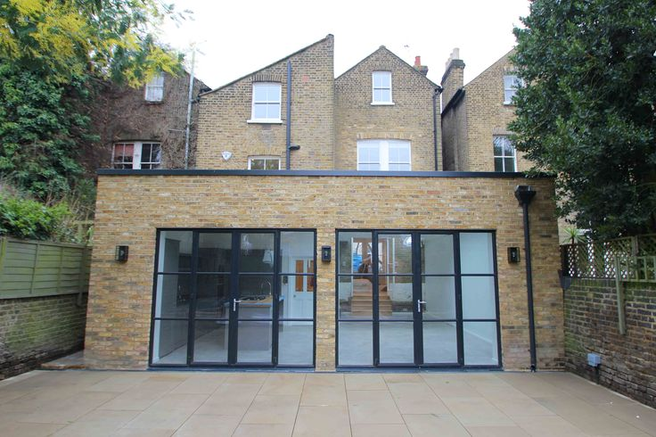 CDMS Partners / Residential / Putney Townhouse : Rear extension and refurbishment.