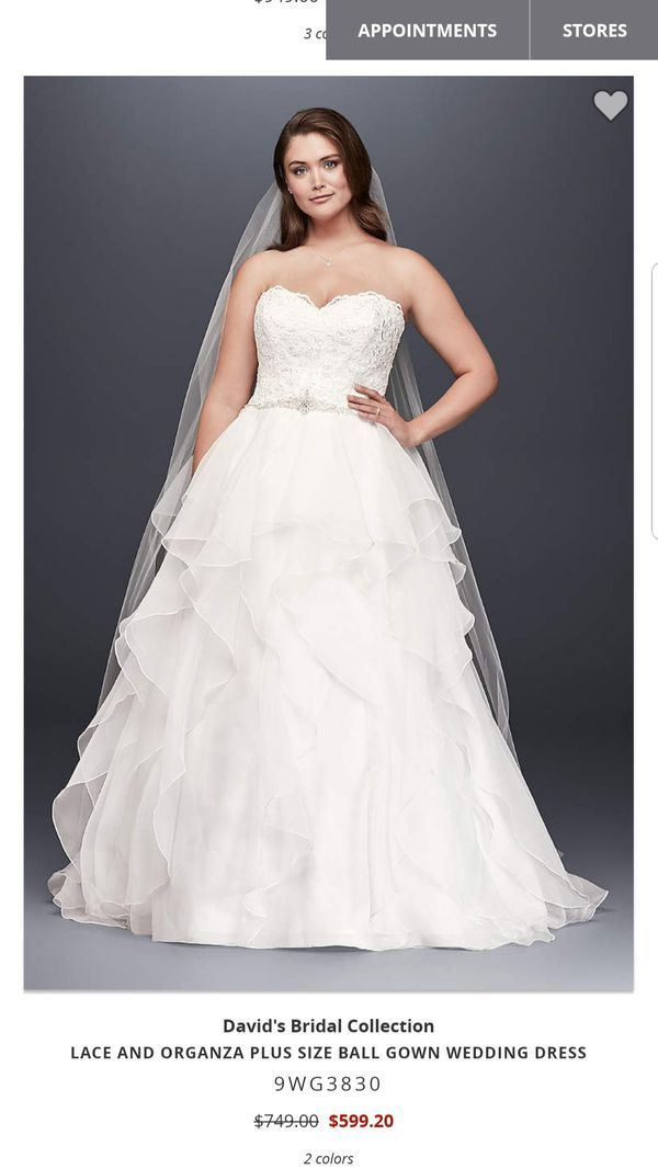 David S Bridal Wedding Dress For Sale In San Antonio Tx Offerup Wedding Dresses Wedding Dresses For Sale Bridal Wedding Dresses