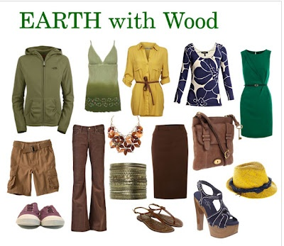 Earth with Wood