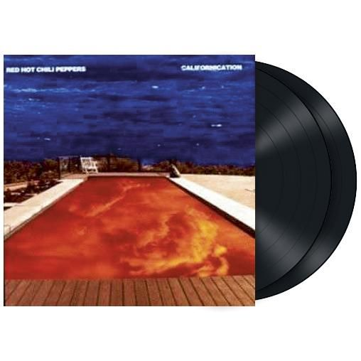 "L'album dei #RedHotChiliPeppers intitolato ""Californication"" su doppio vinile."