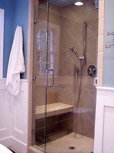 Consideration Showers And Walk In Shower On Pinterest