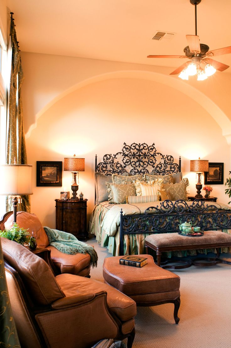 Mediterranean Bedroom Decor 17 Best Ideas About Mediterranean Beds And Headboards On Pinterest