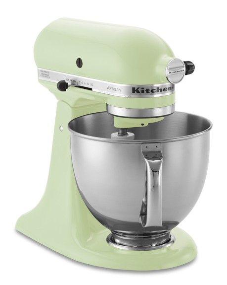 KitchenAid Artisan Stand Mixer in Pistachio - need :)