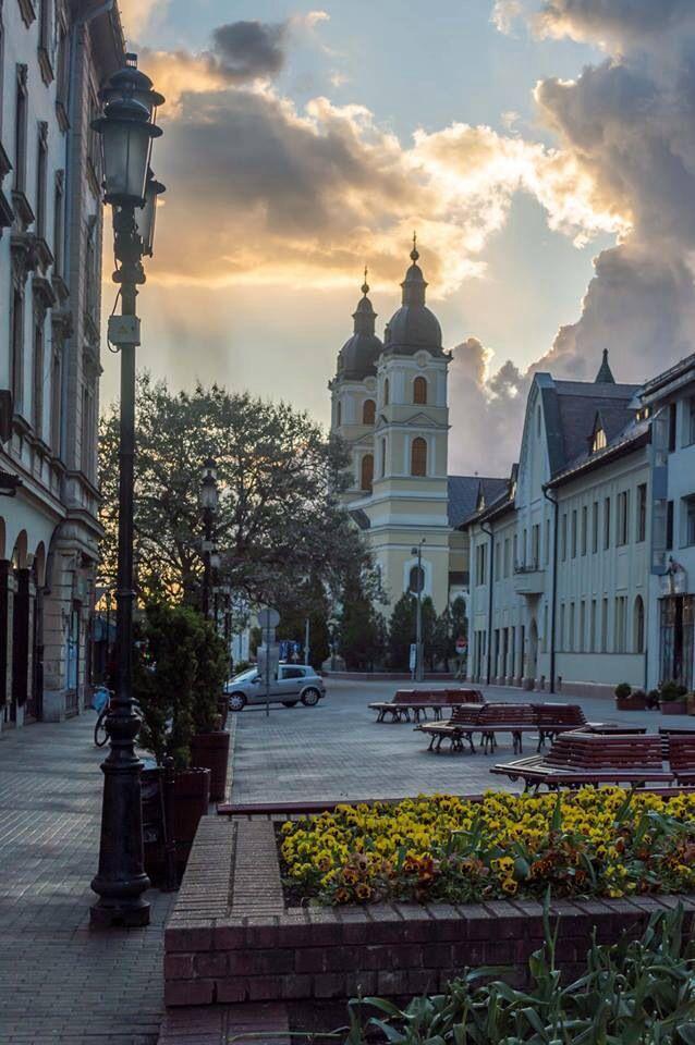 Nyíregyháza. Hungary