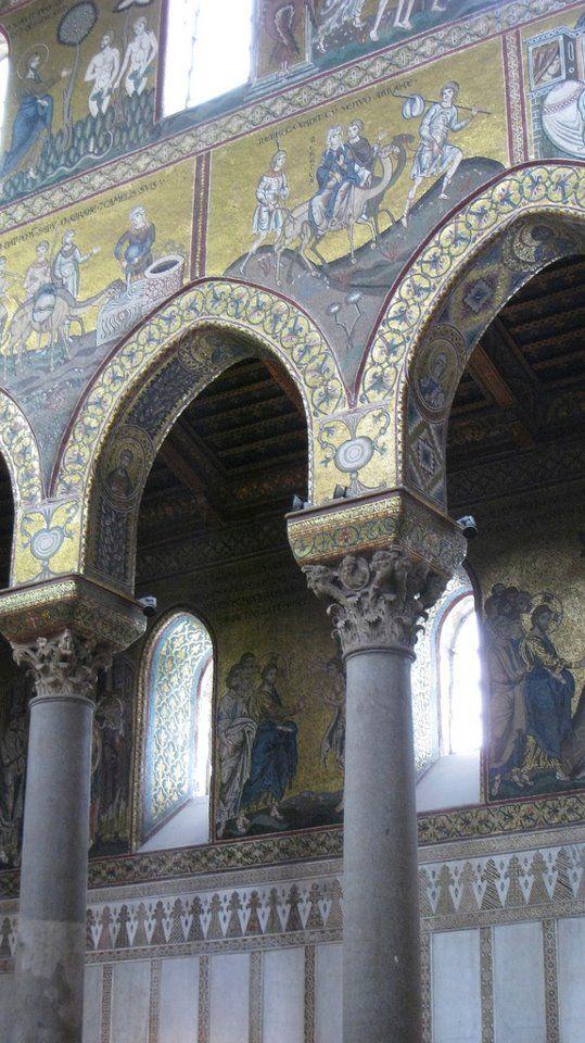 MONREALE (palermo sicily italy) Duomo