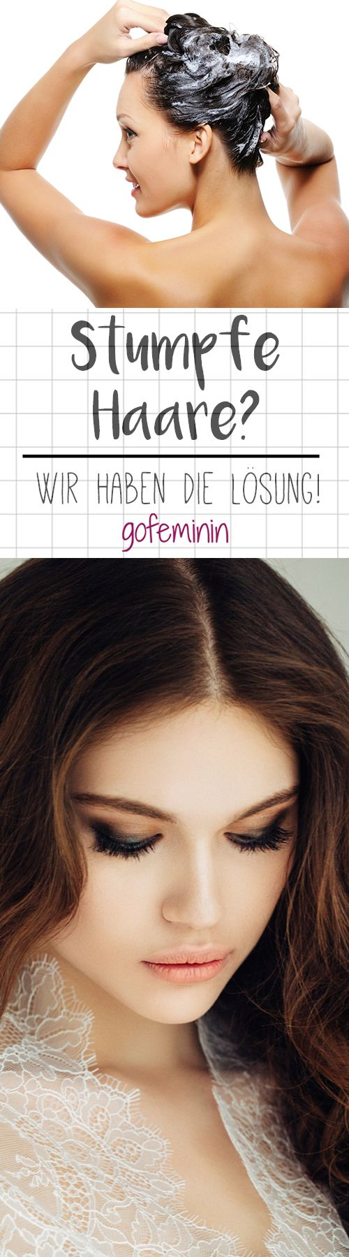 Psst... ihr wollt schöne Haare? Dann schaut doch mal auf gofeminin.de: Das Beauty-Special für kräftigere & volle Haare