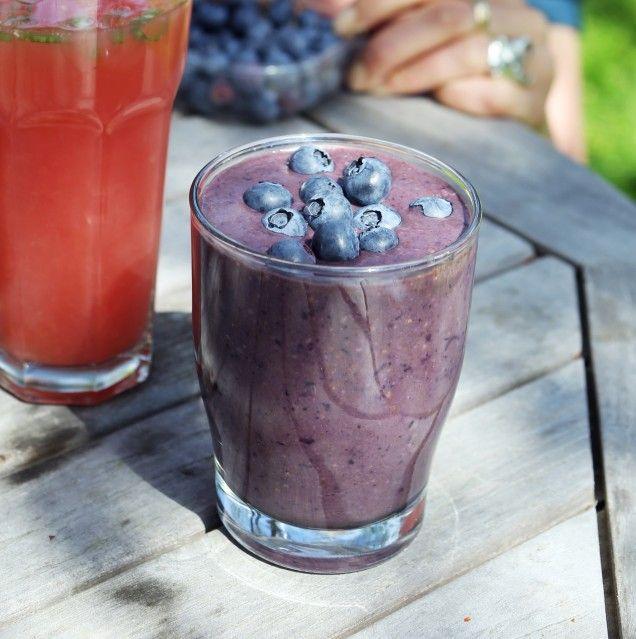 Perfekt mellanmål eller som frukost. Goda smaker och oerhört nyttig.Ha gärna i en bit ingefära för mer smak och för att krydda ditt immunförsvar!