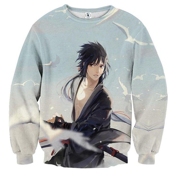 Naruto Japan Anime Handsome Izuna Uchiha Fashion Sweatshirt    #Naruto #Japan #Anime #Handsome #IzunaUchiha #Fashion #Sweatshirt