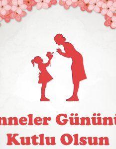 Anneler Günü Kutlu Olsun!