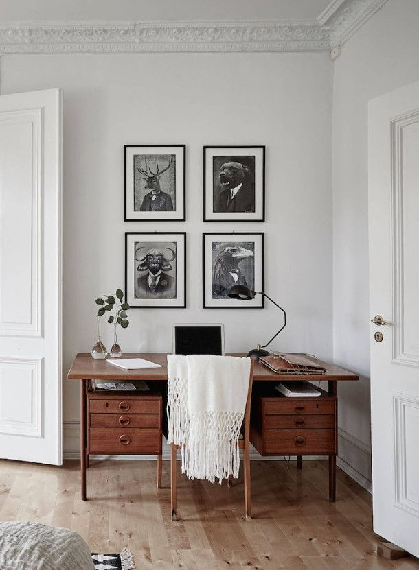 Swedish Living home office