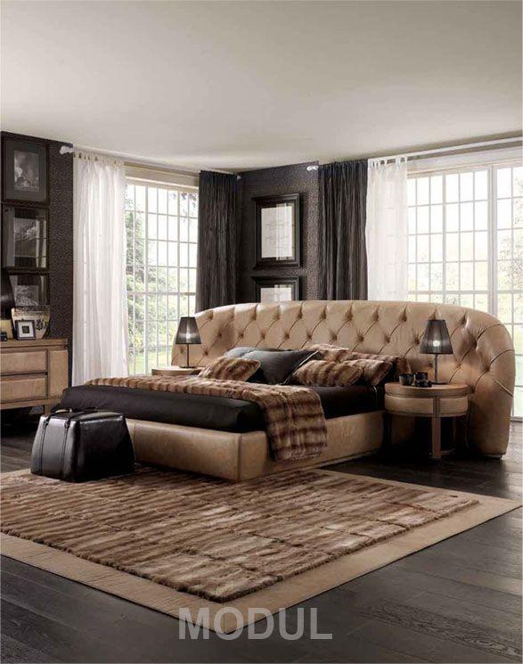 Дизайнерская кровать Ulivi Salotti Milady