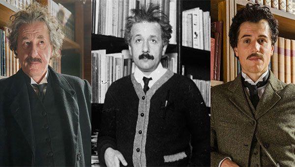 Albert Einstein'ın hayatı National Geographic adlı belgesel kanalı tarafından Deha (Genius) dizi serisi ile çok yakında bilim