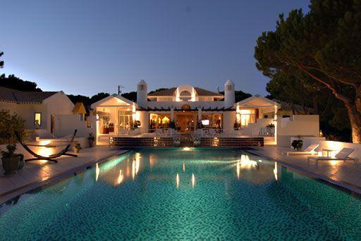 Luxury Villas Algarve Portugal