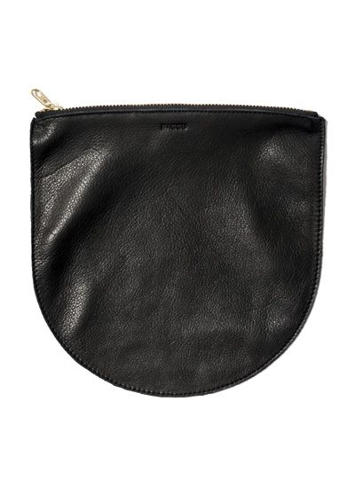 Baggu Medium Black Pouch