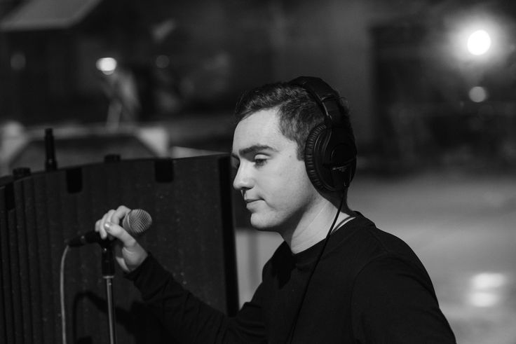 Harrison Craig - Behind the Scenes for his New Album Kings of Vegas!