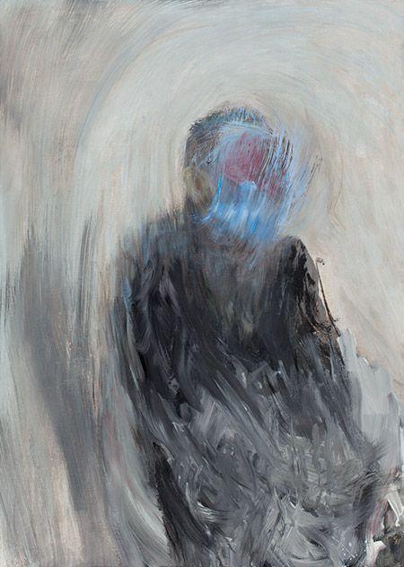 Elina Merenmies, Portrait of Pekka Korpinen