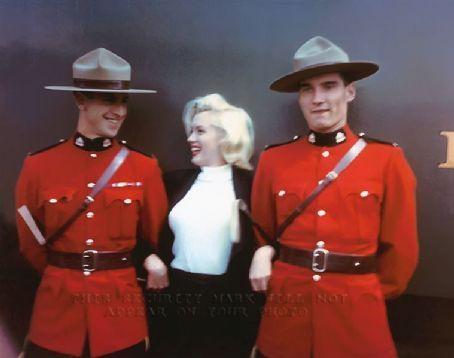 Marilyn & the Mounties