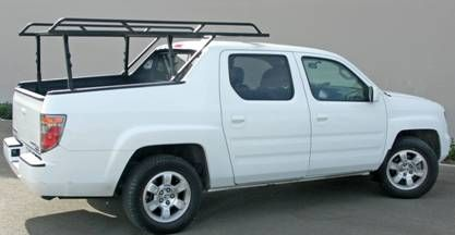 Currently:  Ridge Rack 3 is a Honda Ridgeline accessory truck