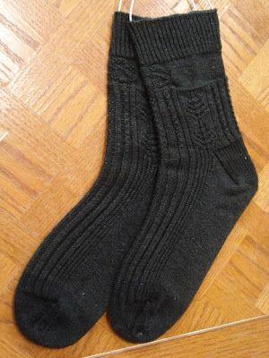 Gansey socks