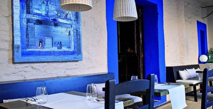 Compartir, Restaurant (3 elBulli chefs) in Cadaqués, Costa Brava