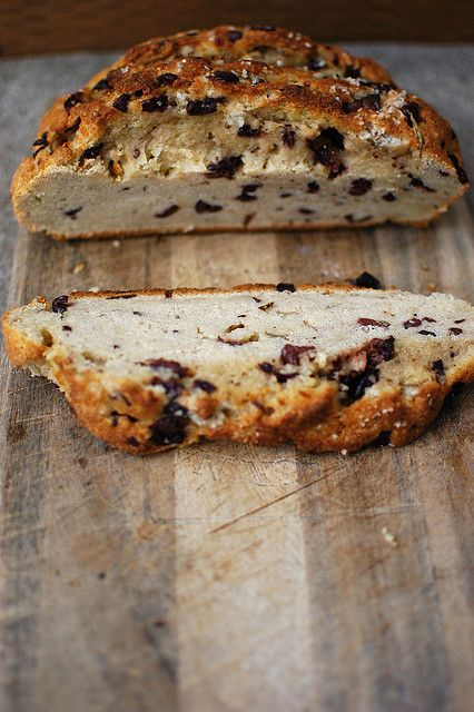 crusty rosemary-kalamata olive bread by shauna | glutenfreegirl, via Flickr