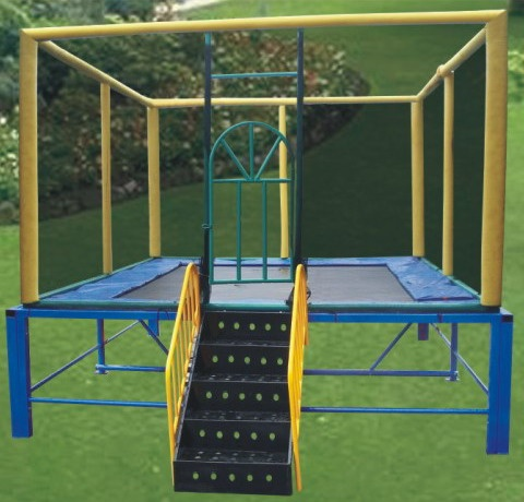 """Pinner says:  """"My adult son with Autism loves to bounce. I wish I could afford something like this for him as he breaks most others quite quickly"""""""