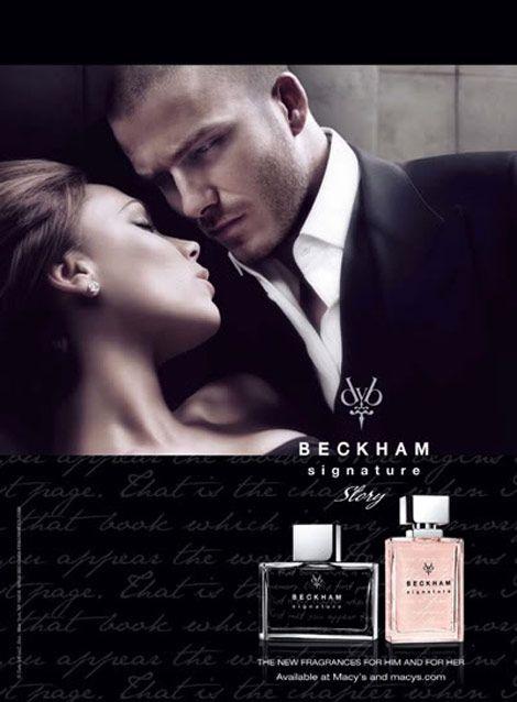David And Victoria Beckham DVB Beckham Signature Story Perfumes