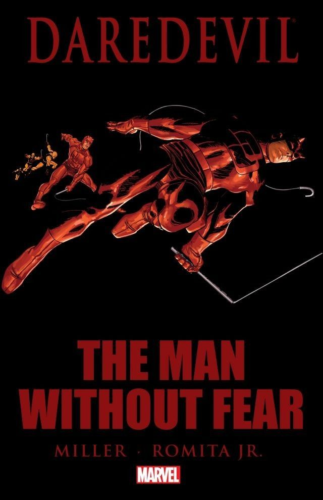 Daredevil: The Man Without Fear by John Romita Jr.